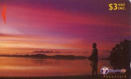 TARJETA TELEFONICA DE LAS ISLAS FIJI. (30FIB) (433) - Fiji