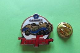 Pin's, Auto,Voiture,Chrysler, Garage Hofer - Renault