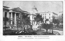 São Paulo - Palais Du Gouvernement - Brazil - São Paulo