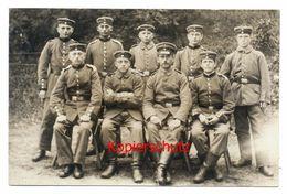 Erste Korporalschaft Des Fußartillerie Regiment's 11, Thorn Ca. 1915 - Weltkrieg 1914-18