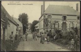 MONTGUEUX - Rue De Puvenelle - Francia
