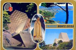 Trieste Monte Grisa - Formato Grande Non Viaggiata - Ar - Trieste