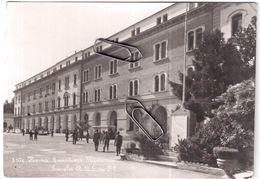 ROMA QUARTIERE FLAMINIO SCUOLA AUSILIARI DI P.S.  POLIZIA DI STATO ELMETTI VIAGGIATA 1949 - Non Classificati