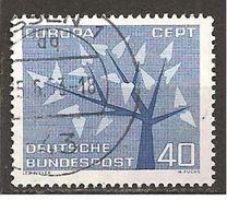 BRD 1962 // Michel 384 O (7145) - [7] West-Duitsland