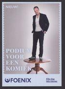 FOENIX- Podium Voor Een Komiek. - NOT Used  See The 2  Scans For Condition. ( Originalscan !!! ) - Europe