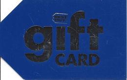 Best Buy Gift Card - Copyright 2009 Toward Left - White Reverse - Gift Cards