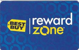 Best Buy My Reward Zone - Customer Loyalty Card - Gift Cards