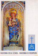 Madonna Della Sciara - Madonna Di Mompilieri - Formato Grande Non Viaggiata – Ar - Cartes Postales