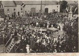 Haut-Fays - LOT 3 CP - Congrès Eucharistique 1937 - Nombreux Personnages - Daverdisse