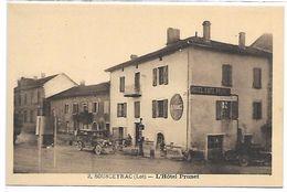 SOUSCEYRAC - L'Hôtel Prunet - Sousceyrac