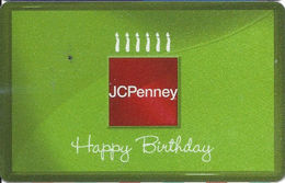 JC Penny Gift Card - Gift Cards