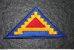 Militaria US WW2 - Insigne / Patch 7th Army ( 7ème Armée ) - Uniforme Soldat Américain - Reconstitution Historique - Uniforms