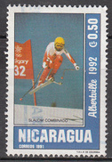 NICARAGUA    SCOTT NO. 1920    USED      YEAR  1992 - Nicaragua