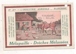 36620  -  Waremme Société  L'  Industrie  Agricole -  Envoyé  De  Tirlemont  Industrie Agricole - Waremme