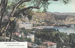 Beaulieu-sur-mer - Panorama-Palace-Hôtel - Carte Non Circulée - Beaulieu-sur-Mer