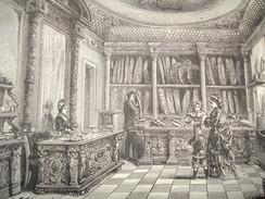 Gravure PARIS XIXe: Boulangeries Du XVIII E & Du XIXe Siècle - Estampas & Grabados