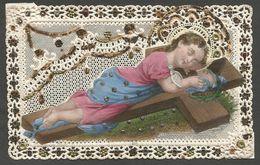 Image Pieuse Holy Card Canivet  O Jésus Dieu D'Amour - Religion & Esotérisme