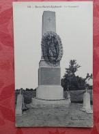 Dep 45 , Cpa  BUCY SAINT LIPHARD , 504 , Le Monument   (077) - Otros Municipios