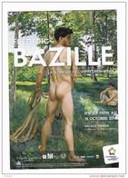 CP  Frédéric BAZILLE  La Jeunesse De L'Impressionnisme  Expo Montpellier 2016  3 - Peintures & Tableaux