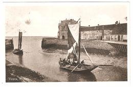 Veere - Haven - Fotokaart 1951 - Veere