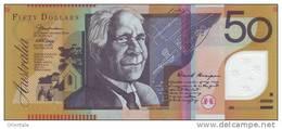 AUSTRALIA P. 60e 50 D 2008 UNC - Decimal Government Issues 1966-...