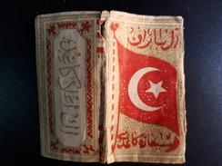 Turkey,Ottoman,PAPER OF CIGARETTES #1919 (Turkish Flag) ,G. - Cigarette Holders