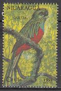 NICARAGUA   SCOTT NO. 1917 E   USED    YEAR  1992 - Nicaragua