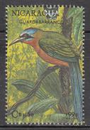 NICARAGUA   SCOTT NO. 1917 F   USED    YEAR  1992 - Nicaragua