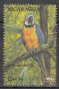 NICARAGUA   SCOTT NO. 1917 J  USED    YEAR  1992 - Nicaragua