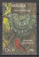 NICARAGUA   SCOTT NO. 1917 K  USED    YEAR  1992 - Nicaragua