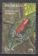 NICARAGUA   SCOTT NO. 1917 L    USED    YEAR  1992 - Nicaragua