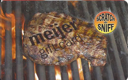 Meijer Gift Card - Scratch & Sniff Card - Gift Cards