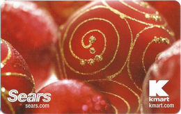 Sears / KMart Gift Card - Gift Cards