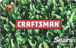 Sears Craftsman Gift Card - Gift Cards