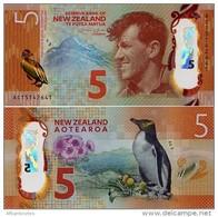 NEW ZEALAND       5 Dollars       P-191       (20)15       UNC - Nuova Zelanda