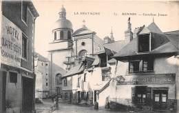 La Bretagne RENNES Carrefour Jouaux 45(scan Recto-verso) MA328 - Rennes