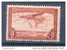 Congo Belge  Ocb Nr :  PA 12 ** MNH  (zie  Scan Als Voorbeeld) - Poste Aérienne: Neufs
