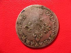 4 Sols Aux Traitants à La Tête Vieillie Louis XIV 1677 A Paris - Selon Droulers, Nexiste Pas En Qualité Supérieure à TTB - 987-1789 Monnaies Royales
