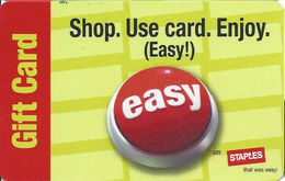 Staples Gift Card - Gift Cards