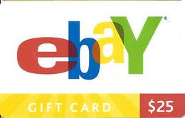 EBay Gift Card - Gift Cards