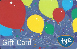 F.y.e. Gift Card - Gift Cards