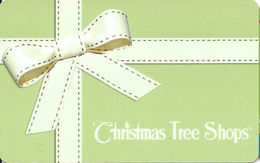 Christmas Tree Shops Gift Card - Gift Cards