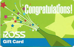 Ross Gift Card - Gift Cards