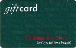 Christmas Tree Shop Gift Card - Gift Cards