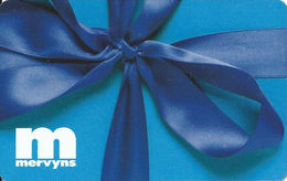 Mervyns Gift Card - Gift Cards