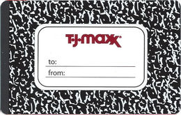 T.J. Maxx Gift Card - Gift Cards