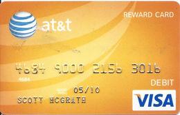 AT&T VISA Reward Card - Gift Cards
