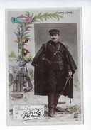 CPA Patriotique Guerre 1914 1918 Bon Souvenir Artillerie Série 839 11ème Régiment - Oorlog 1914-18