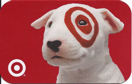 Target Gift Card - Tall Barcode - Gift Cards