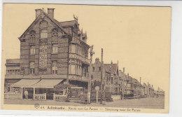 Adinkerke - Route Vers La Panne - Steenweg Naar De Panne - Hotel De France - De Panne